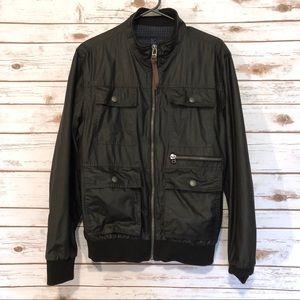 Legendary Goods Men's Lined Zip Jacket